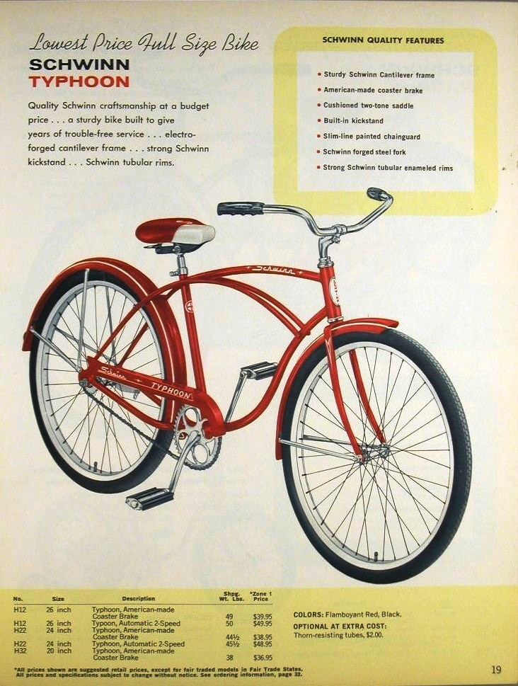 manager schwinn bicycle company and pricing No hands: the rise and fall of the schwinn bicycles company: an  was it's  inability to cope with management and quality problems, as well as some  had  to choose in where to produce bicycles at a more competitive prices.